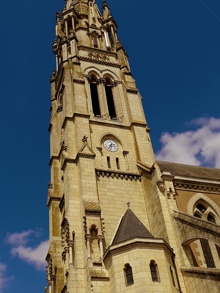 Eglise St Martin à Vertou, 44
